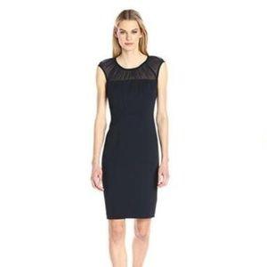 Adrianna Papell Women's Navy Blue Dress Size 12